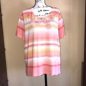 Alfred Dunner   Tee Top 🛍